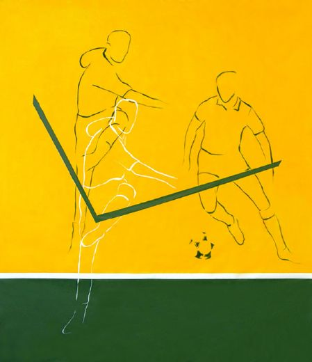 2010 australia world cup paintings