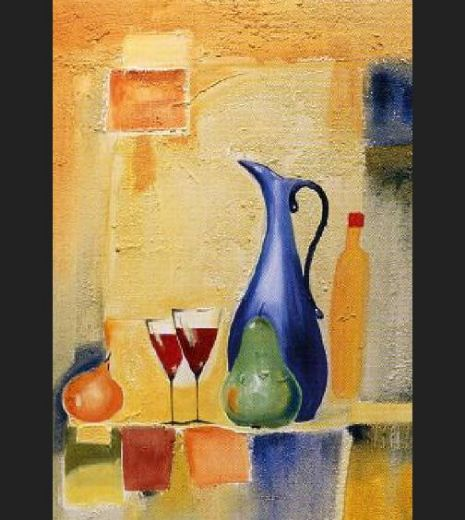 alfred gockel a light repast ii paintings