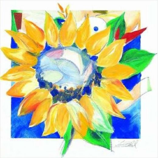 alfred gockel big sunflower posters