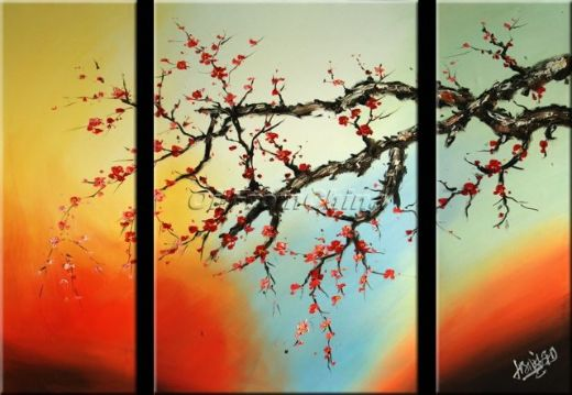 chinese plum blossom cpb0410 paintings