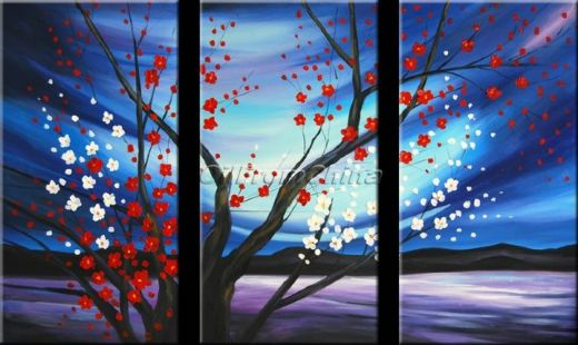 chinese plum blossom cpb0419 paintings