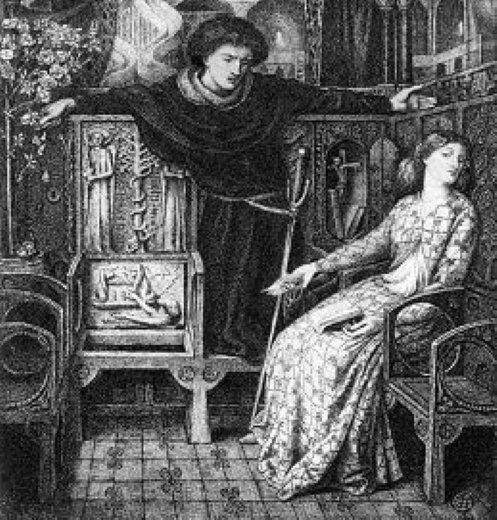an analysis of the real tragedy in hamlet by william shakespeare Free essay: hamlet's deadly grieving producing a fatal end it is an innate human  quality to fear death and what is to come it is the fear of suffering and.