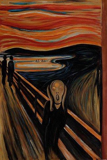 Shopping Edvard Munch The Scream Iii Painting Amp Edvard