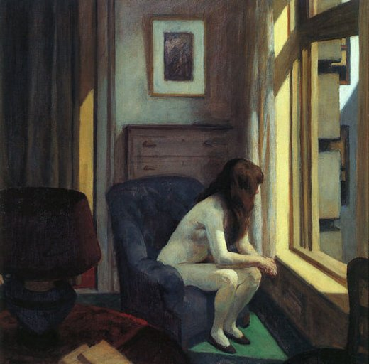 edward hopper eleven am painting