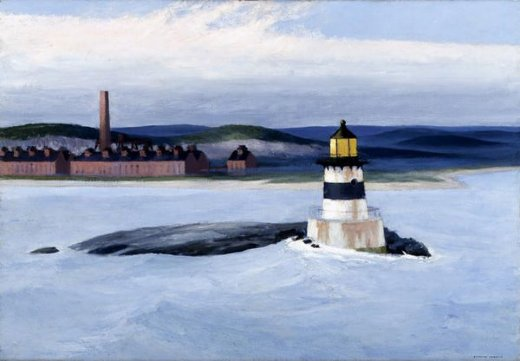 edward hopper five a.m. paintings
