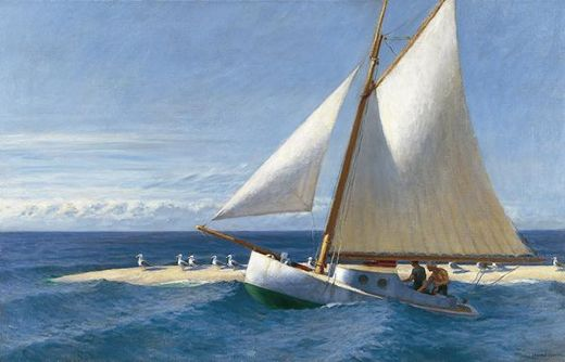 edward hopper the martha mckeen of wellfleet paintings