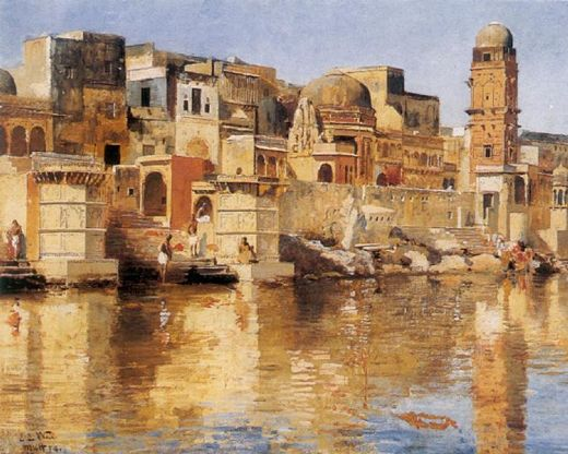 edwin lord weeks muttra paintings