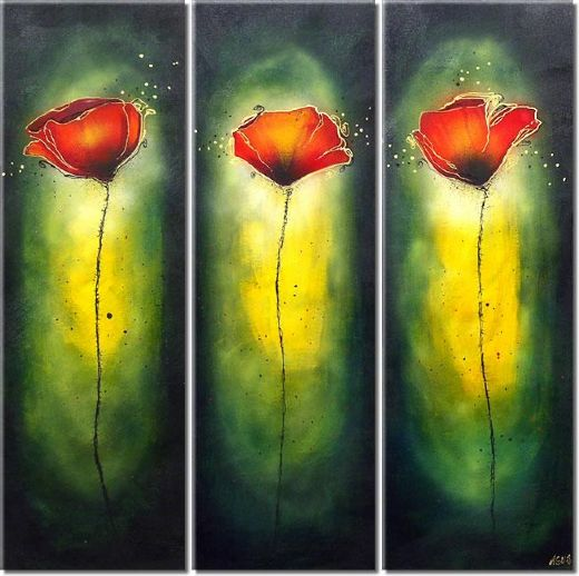 flower 2612 paintings