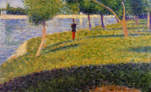 georges seurat cadet from saint painting