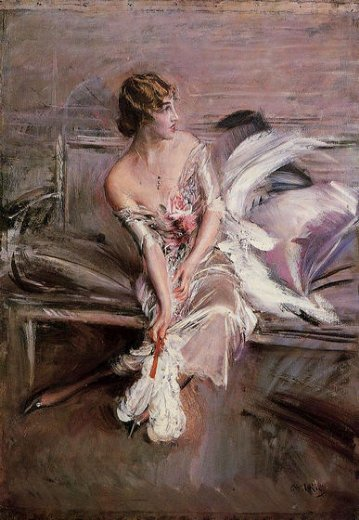 giovanni boldini portrait of gladys deacon painting