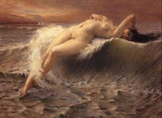 guillaume seignac la vague paintings