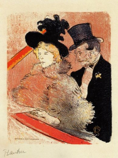 henri de toulouse lautrec at the concert posters