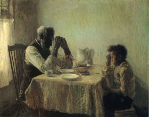henry ossawa tanner the thankful poor posters