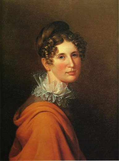 james peale portrait of margaretta peale painting