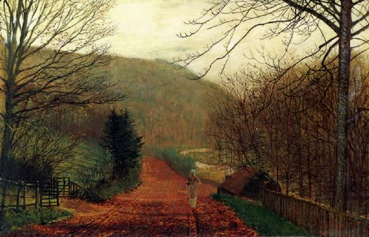 john atkinson grimshaw forge valley scarborough painting
