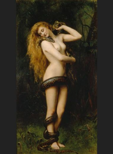john collier lilith painting