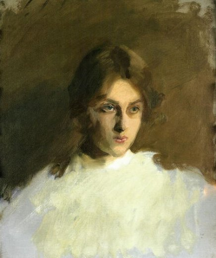 john singer sargent edith french painting