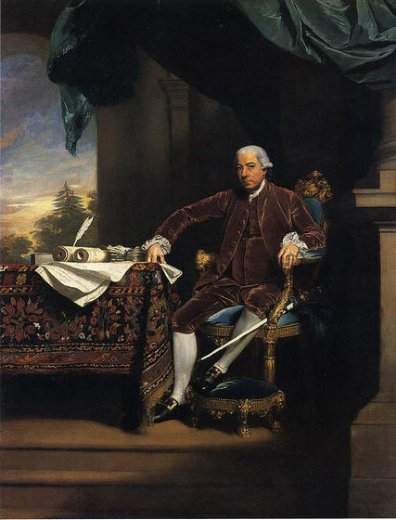john singleton copley henry laurens paintings