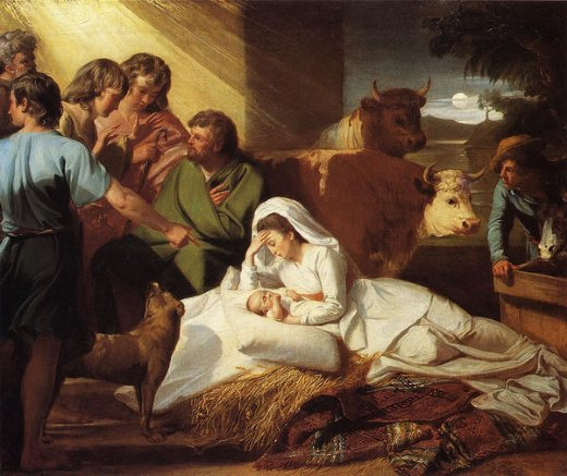 john singleton copley the nativity posters