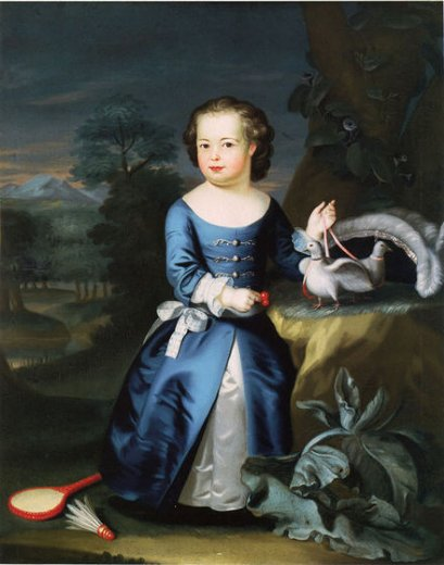 john singleton copley thomas aston coffin paintings