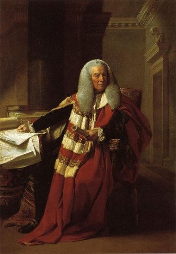 john singleton copley william murray 1st earl of mansfield painting