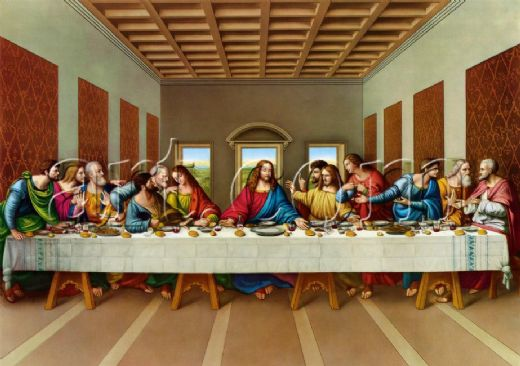 leonardo da vinci the picture of the last supper paintings