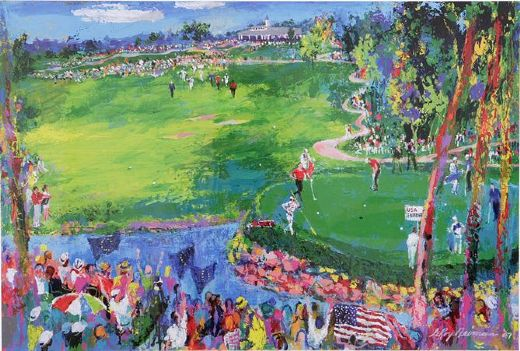 leroy neimanryder cup Painting-82206