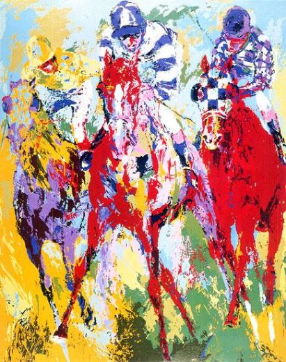 leroy neiman the finish paintings
