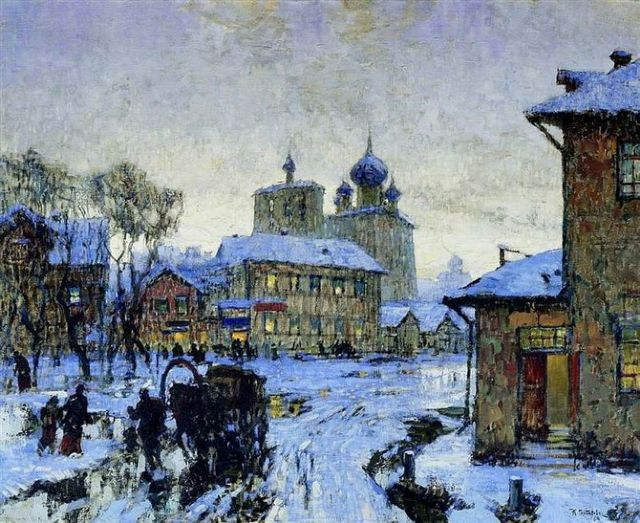 originalwinter russia 4 Painting-86785