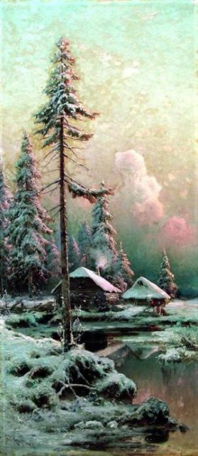 originalwinter russia 47 Painting-86793