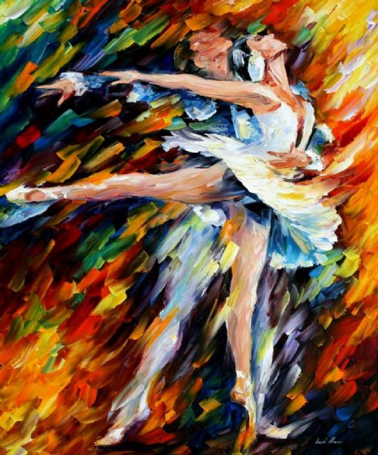 original romeo and juliet dancers paintings