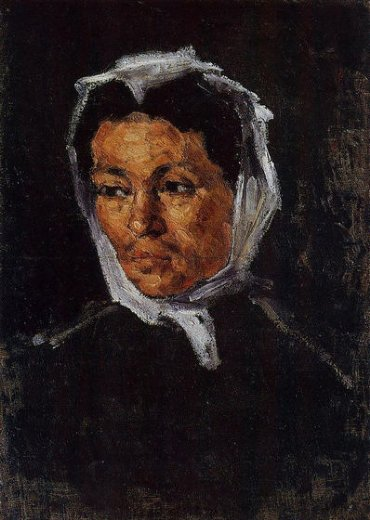 paul cezanne the artist s mother painting