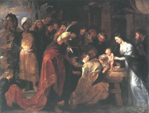 peter paul rubens adoration of the magi 2 paintings