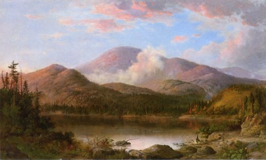 robert scott duncanson mount oxford painting