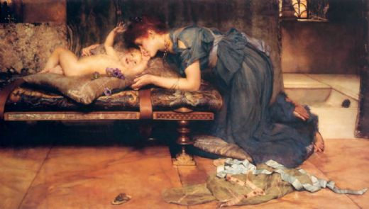 sir lawrence alma-tadema sir lawrence alma tadema an earthly paradise posters