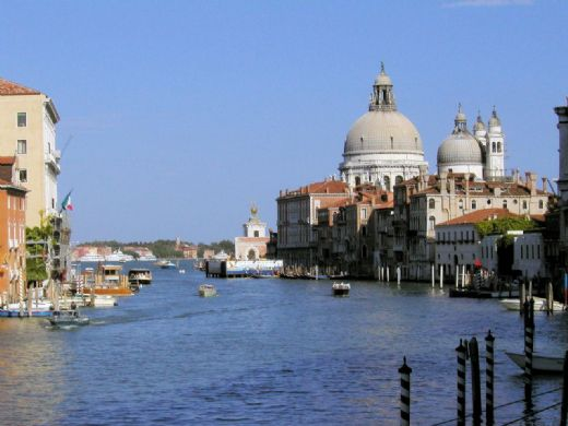 unknown artist venice s grand canal painting