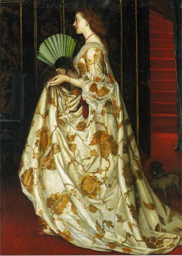 valentine cameron prinsep my lady betty paintings