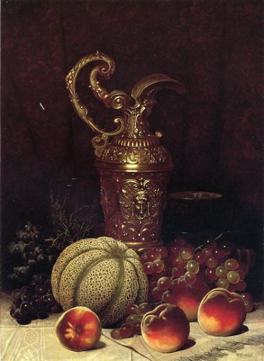 william mason brown still life paintings