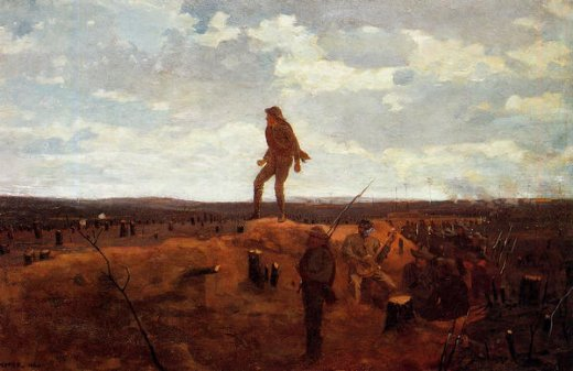 winslow homer defiance paintings
