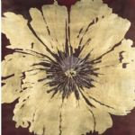 vintage artwork - vintage poppy by 2010