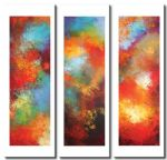 abstract acrylic paintings - 91591 by abstract