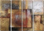 abstract acrylic paintings - 91762 by abstract