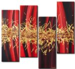 abstract acrylic paintings - 91900 by abstract