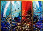 abstract watercolor paintings - 92616 by abstract