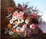 adelheid dietrich wildflowers painting