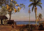 a view in the bahamas by albert bierstadt painting