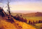nebraska wasatch mountains by albert bierstadt art