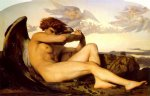 fallen angel by alexandre cabanel painting