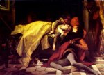 alexandre cabanel the death of francesca da rimini and paolo malatesta art