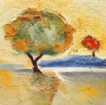 alfred gockel the tree i painting-84293